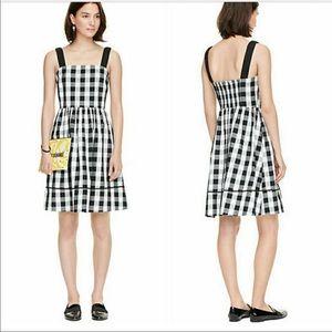 Kate spade gingham dress size 8